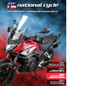 National Cycle Accessories Catalog