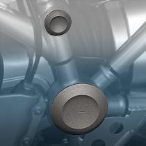 Machined Aluminum ZPlugs
