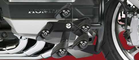 Benefits: GL1800 Comfort Bars