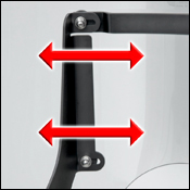 Sliding Mount Brackets