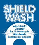 Shield Wash Label