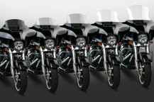 New VStream® Windscreens for the Harley-Davidson® Rushmore™ Models