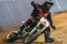 Jared Mees Takes Second Place at Superprestigio!