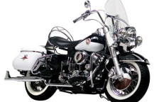 National Cycle Beaded Heavy Duty™ Featured on Limited Edition Custom Nostalgia Motorcycles