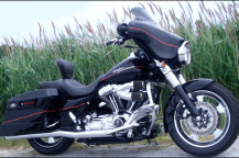 The Perfect Custom Bagger Windscreen