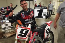 Jared Mees Wins 2015 San Jose Pro Short Track!