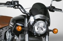 Windshield Applications for the New Indian Scout