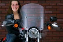 Spartan® Windshields for Fast Women