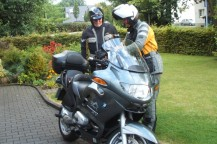 VStream® Windscreen for the BMW® R1150RT