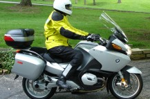VStream® Windscreen for the BMW® R1200RT