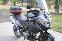 VStream® Windscreen for the Suzuki® V-Strom