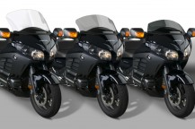 New VStream® Windscreens for the Honda® GL1800 F6B