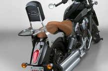 Paladin® QuickSet™ Backrest System for the Indian® Scout!
