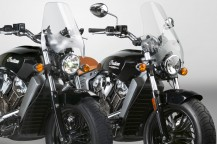 New Street Shield™/Deflector Screen™ for the Indian® Scout!