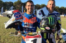 Jared Mees Wins Australia's Troy Bayliss Invitational!
