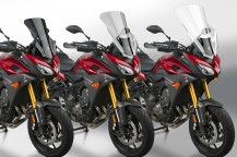 New VStream+® Windscreens for the Yamaha® FJ-09/MT-09 Tracer