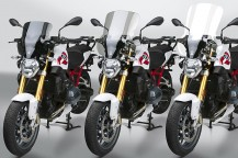 New VStream+® Windscreens for the BMW® R1200R
