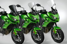 New VStream® Windscreens for the Kawasaki® Versys