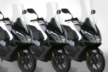 New Windscreens for the Honda® PCX Scooters