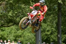 Jared Mees Takes Second at Peoria TT