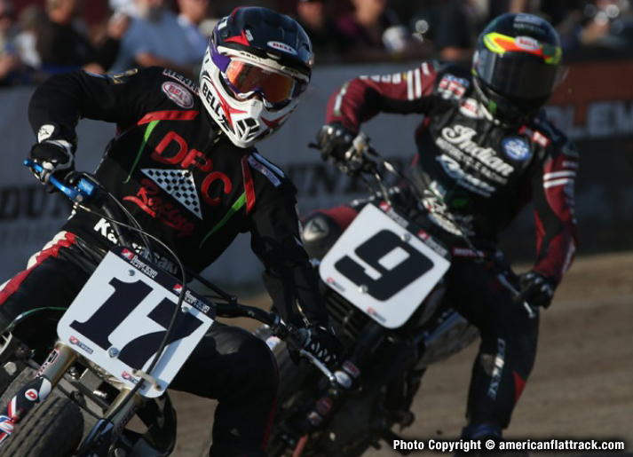 Jared Mees Takes Second in 2017 Sturgis TT
