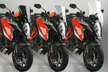 New VStream® Windscreens for KTM® 1290 SuperDuke GT