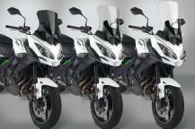 New VStream® Windscreens for 2017-18 Kawasaki® KLE650/1000