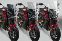 New VStream+® Windscreens for 2017-18 Yamaha® FZ-09