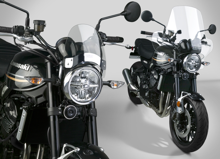 Z900RS Windshields