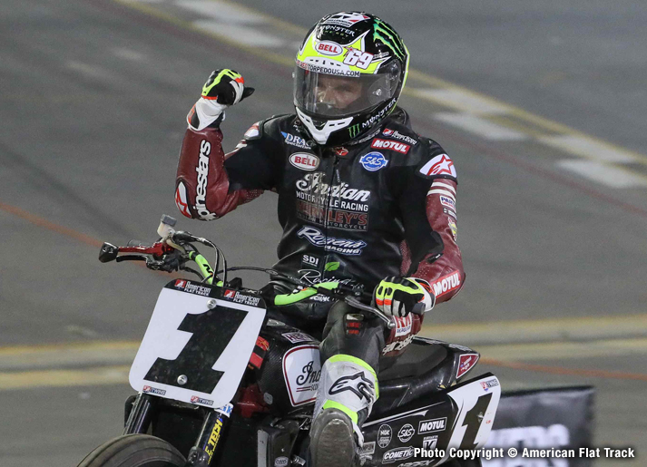 Mees Strikes Again at Atlanta Short Track!