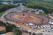 Jared Mees Disqualified from Atlanta Short Track