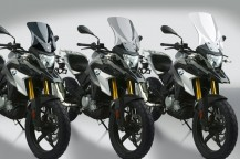 New VStream® Windscreens for the BMW® G310GS