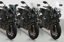 New VStream® Windscreens for 2017-18 Yamaha® FZ-10/MT-10