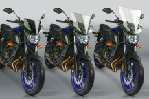 New VStream+® Windscreens for Yamaha® MT-07