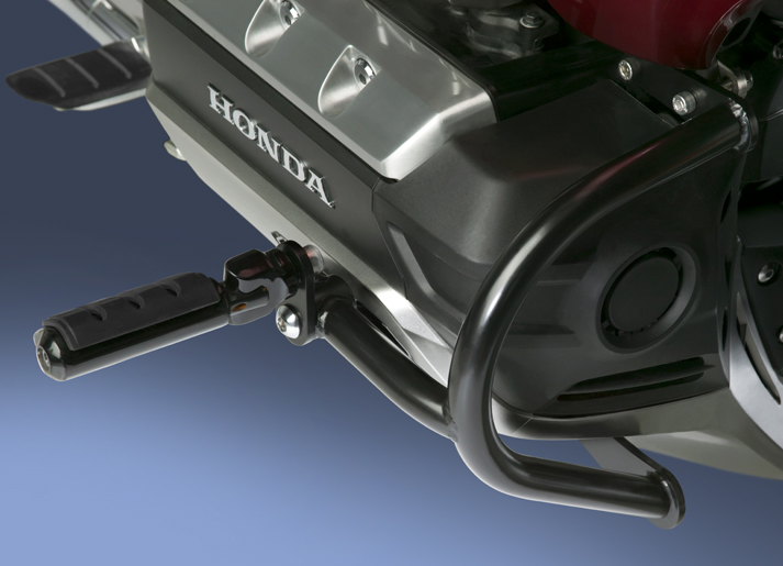 New Comfort Bars for 2018-19 Honda® GL1800 Gold Wing