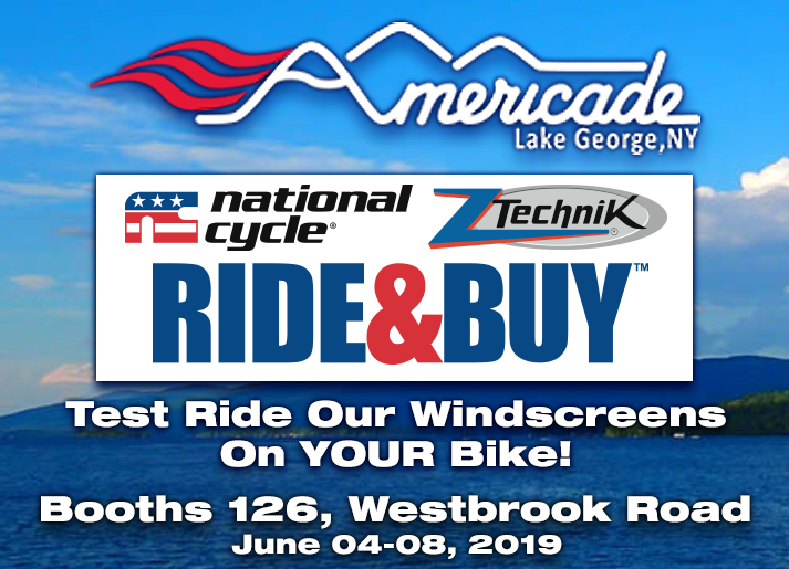 Visit Our Booth at Americade 2019!