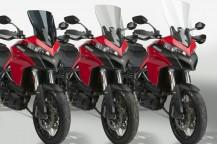 New VStream® Windscreens for the 2015-19 Ducati® Multistrada
