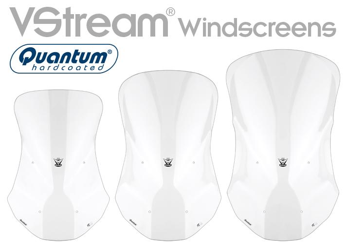 New VStream® Windscreens for the 2017-19 Honda® X-ADV