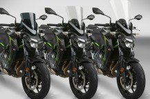 New VStream+® Windscreens for the 2017-19 Kawasaki® Z650