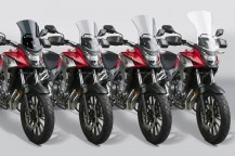 New VStream® Windscreens for the 2019-20 Honda® CB500X