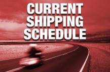 Modified Shipping Hours During Recent State Mandate