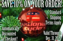 Save 10% On All Orders Until End of Year!