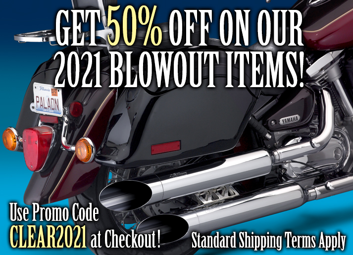 50% Off Special Blowout Products!