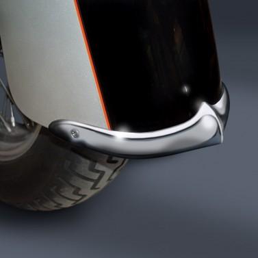 Cast Rear Fender Tip for Honda® VT750C Shadow Aero