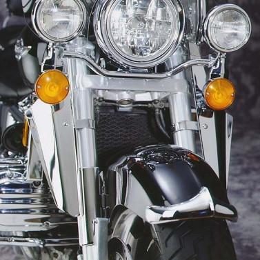 Cast Front Fender Tip for Honda® GL1500C/F6CT