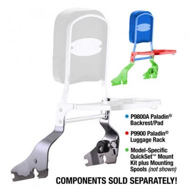 Paladin® QuickSet™ Mount Kit for Yamaha® XVS1100 V Star/DragStar Custom
