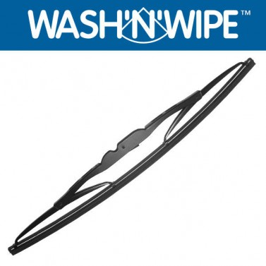 Wash'n'Wipe™ Wiper/Blade Assembly; 350mm