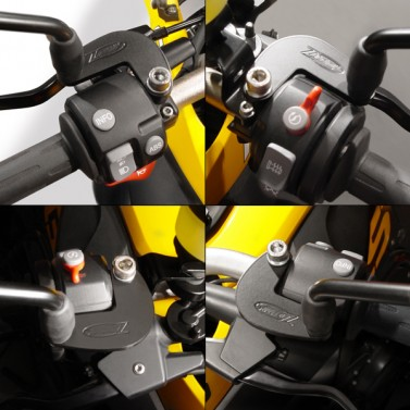 ZTechnik® Mirror Extenders for BMW® R1200/1250 GS/R/ST