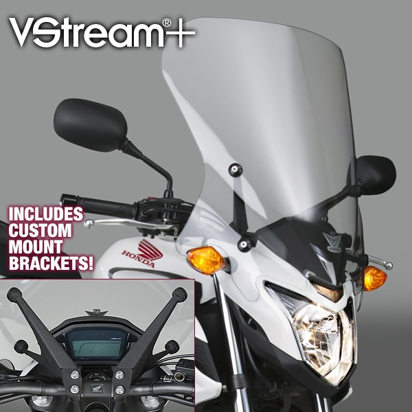 VStream+® Touring Windscreen