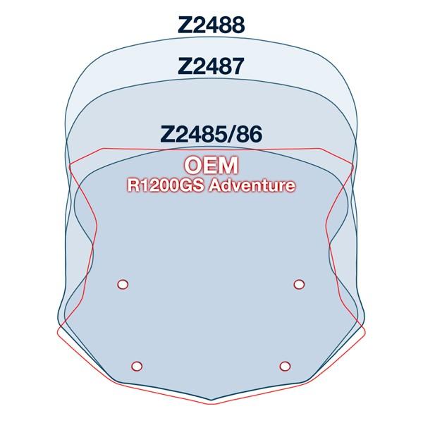 VStream® vs. OEM R1200GSA